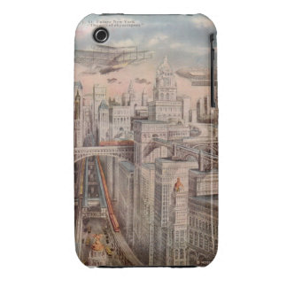 Futurized New York iphone Touch Case