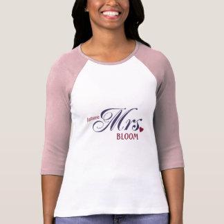Futuro adaptable Mrs.T-Shirt Camisetas