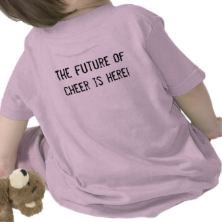 Futuro camiseta de la alegría