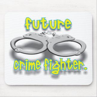 FUTURO CRIMEFIGHTER ALFOMBRILLA DE RATON