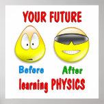 Futuro de la física impresiones