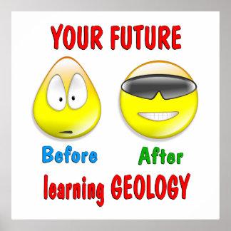 Futuro de la geología impresiones