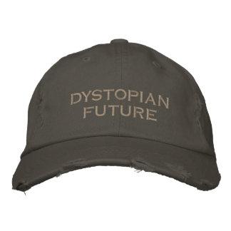 futuro dystopian gorras bordadas