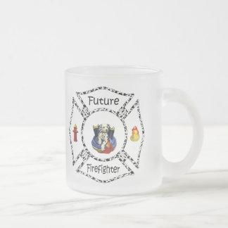 Futuro FF Dalmation Tazas De Café