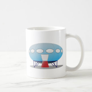 Futuro House Coffee Mug