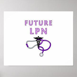 Futuro LPN Poster