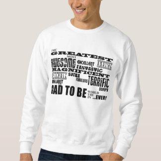 Futuro más grande de la fiesta de bienvenida al suéter