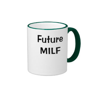 Futuro MILF Taza A Dos Colores