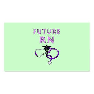 Futuro RN Tarjetas De Visita