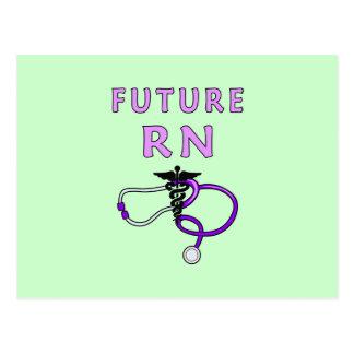Futuro RN Tarjeta Postal
