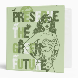 Futuro verde de la Mujer Maravilla