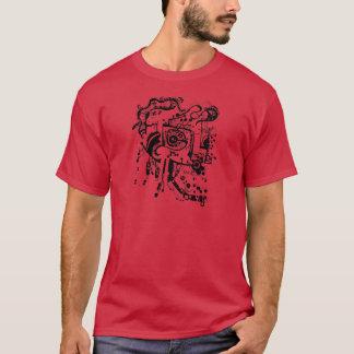 Futurological Oscillation Tessellations T-Shirt