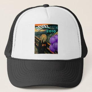 Fuuny 21st Birthday Trucker Hat