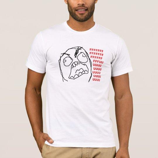 Fuuuu TrollFace T-Shirt