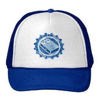 Fuzz PEDAL Gear -blue/White Trucker Hat