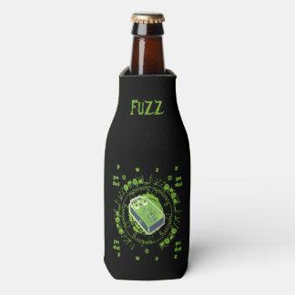 Fuzz Pedal Green/Black 2 Bottle Cooler