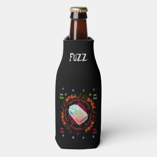 Fuzz Pedal Multi-Color Bottle Cooler