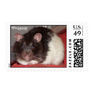 fuzzball postage stamps