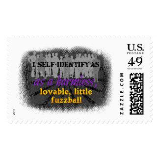 fuzzball stamp