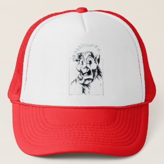 Fuzzball Trucker Hat