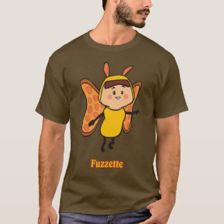 Fuzzette Basic Dark T-Shirt