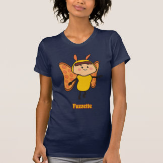 Fuzzette Ladies Basic T-Shirt