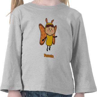 Fuzzette Toddler-Sized Long Sleeve T-Shirt