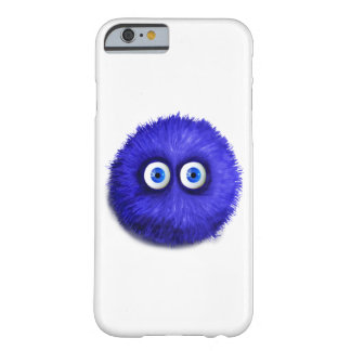 Fuzzy Babee iphone 6 case Barely There iPhone 6 Case
