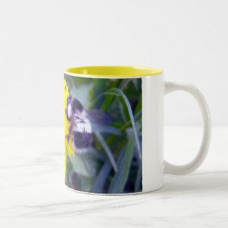 Fuzzy Bee Mug