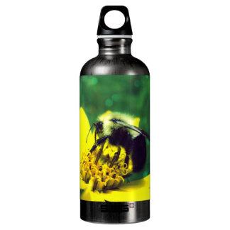 Fuzzy Bumblebee Bottle