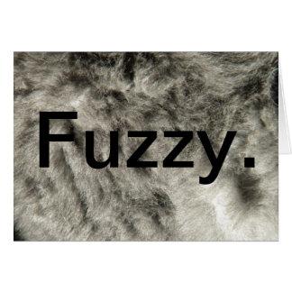 Fuzzy Card