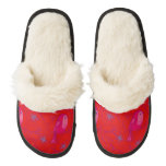 Fuzzy Designer Slippers by Serenity - Luxury Gifts Pair Of Fuzzy Slippers