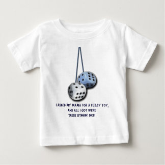 Fuzzy Dice Collection T-shirt