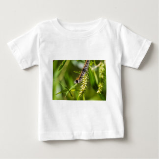 Fuzzy Eastern Tent Worm Caterpillar Baby T-Shirt