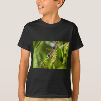 Fuzzy Eastern Tent Worm Caterpillar T-Shirt