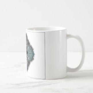 Fuzzy Fractal Art Coffee Mug