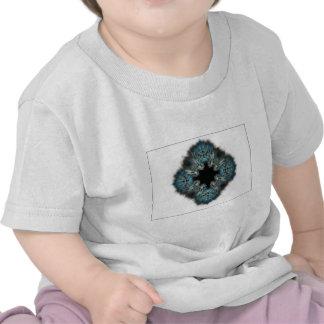 Fuzzy Fractal Art Tee Shirts