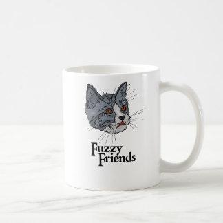 Fuzzy Friends Coffee Mug