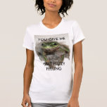 FUZZY FROG T-SHIRTS