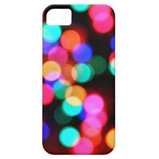 Fuzzy Lights iPhone 5 Case