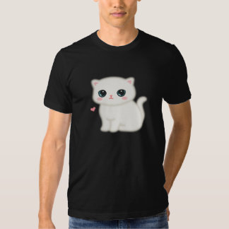 Fuzzy Little Thing T Shirts