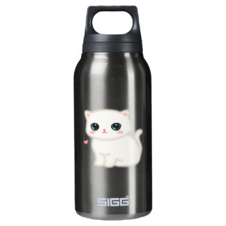 Fuzzy Little Thing Thermos Water Bottle