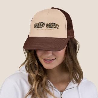 """""""Fuzzy Logic"""" Trucker Hat"""