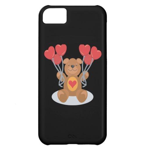 Fuzzy Love iPhone 5C Cases