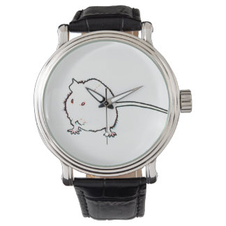 fuzzy mouse outline washing animal watch