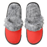 (Fuzzy) Slippers Pair Of Fuzzy Slippers