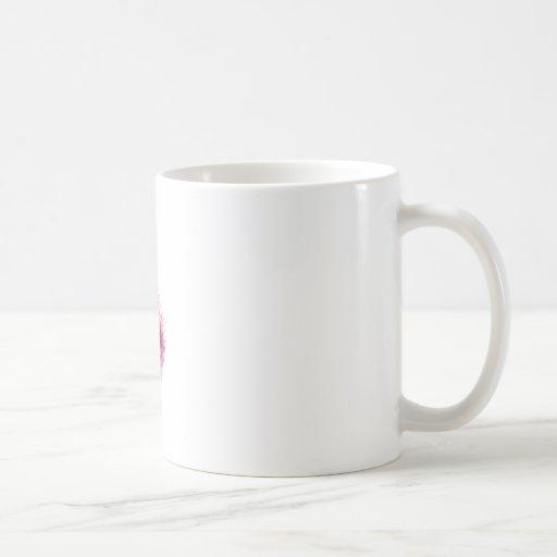 Fuzzy sunny coffee mug