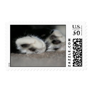 Fuzzy Toes Postage