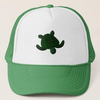 Fuzzy Turtle Trucker Hat