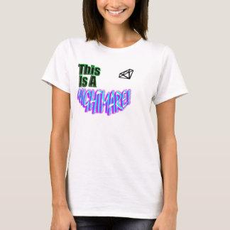 Fuzzy! (WOMENS) T-Shirt